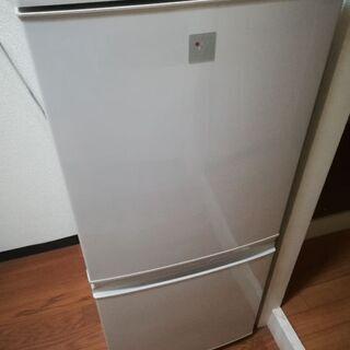 決まりました✾シャープ 冷蔵庫 137リットル