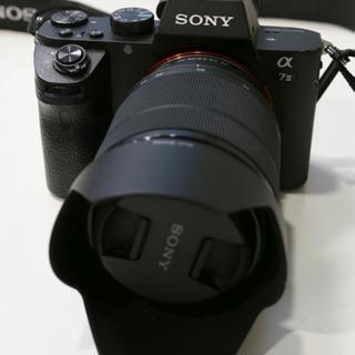 【お買い得】Sony A7 Ⅱ  (ILCE-7M2 B)