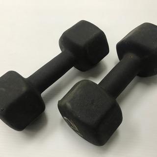 JTW ダンベル 8kg 2個セット 鉄アレイ 筋トレ 中古