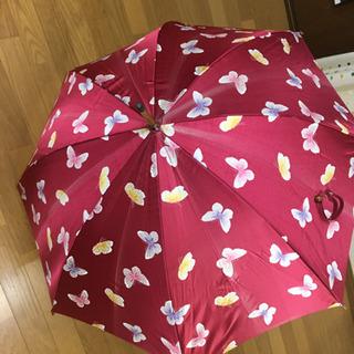 蝶柄 長傘