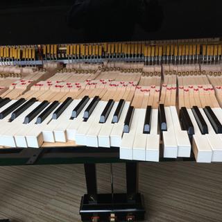 古いピアノも永くお使い頂けます。
