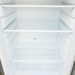 2018年製‼️ 456番 Grand Line✨2ドア冷凍冷蔵庫❄️AR-138L02SL‼️ - 新宿区