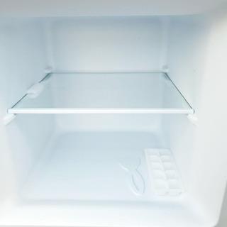 2018年製‼️ 456番 Grand Line✨2ドア冷凍冷蔵庫❄️AR-138L02SL‼️ - 家電