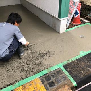 外構工事・駐車場コンクリート工事なら 所沢市のツチヤガーデ…