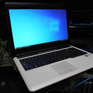 ノートパソコン FRONTIER Windows10