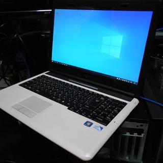 ノートパソコン FRONTIER Windows10 - 柏市