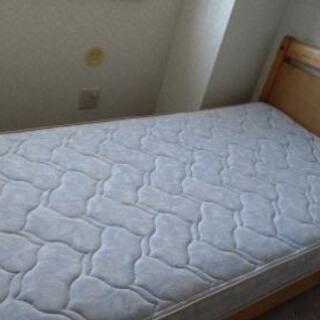 【値下!!】シングルベッド