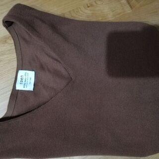 coen.カットソ-長袖