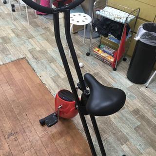 エアロバイク ダイエット自転車 折り畳み