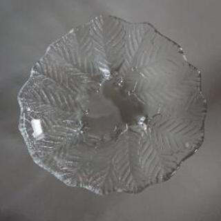 KAMEI GLASS☆未使用ガラス大皿