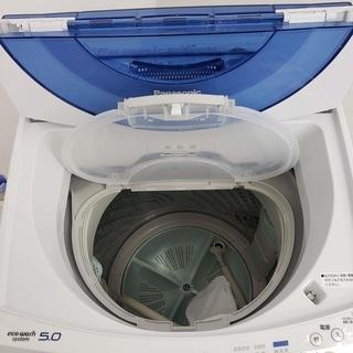 Panasonic洗濯機 5kg 東京 神奈川 格安配送!! − 東京都