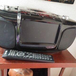 コンポ型DVDプレーヤー