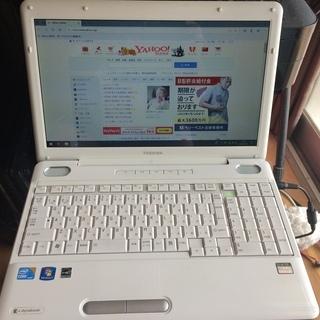 直に使用出来ます。東芝 dynabook EXE/55LE Co...