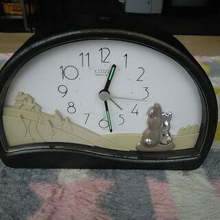 CITIZEN・目覚まし時計