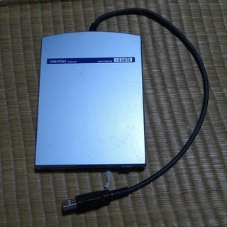 フロッピーディスクドライブ   (I-O DATA)