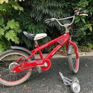 子供用自転車 RADIO FLYER   87 自転車 18インチ