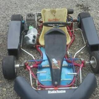 レーシングカート ジャンク