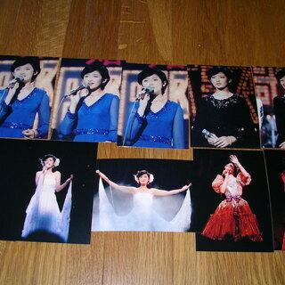 山口百恵 写真10枚セット サヨナラコンサート等