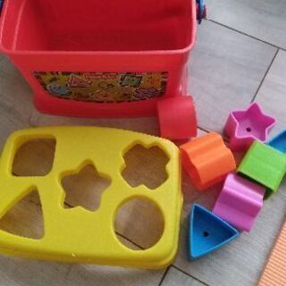 Fisher price ブロック
