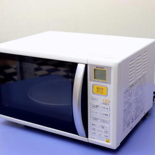 SHARP オーブンレンジ RE-CE50-KY 2009年製 ...