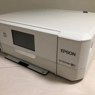 ● EPSON プリンター EP-807AW