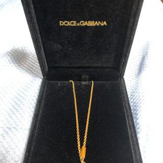 ドルガバ DOLCE&GABBANA ネックレス