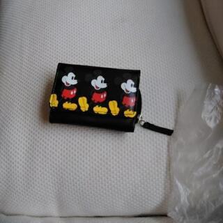 未使用財布 ミッキーマウス、雑誌付録