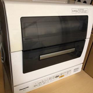 【2012年製】Panasonic 電気食器洗い乾燥機 売…