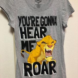 丈の長いTシャツ