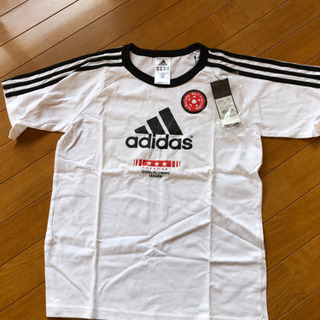 adidas   Tシャツ 150cm   新品・未使用