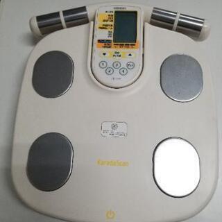 オムロン 体重計 HBF-356