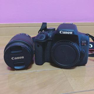 Canon EOS Kiss X8i(キャノン一眼レフカメラ)
