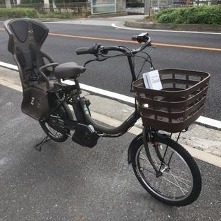 ブリヂストン子供乗せ電動自転車 アシスタC STD カーキ CC...