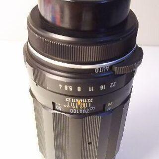 カメラ望遠レンズ Super-Takumar 1:4/200