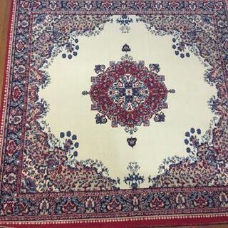 取引中 絨毯 ギリシャ製ウィルトンカーペット