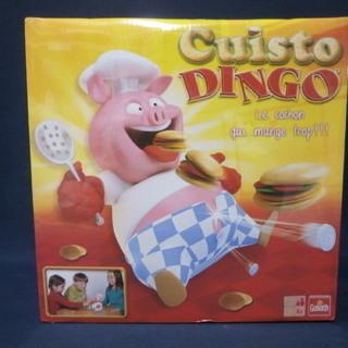 新品 おもちゃ ゲーム Goliath Cuisto DINGO