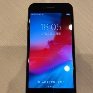 ドコモiPhone7 256GB  I Face付