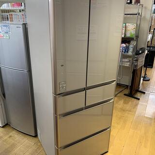 【安心・安全の1年保証】HITACHIの6ドア冷蔵庫あります!