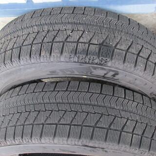 ブリザックタイヤ/2017製造/175/65R15