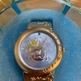 東京ディズニーランド20周年記念時計
