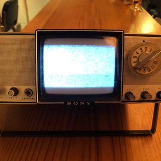 SONY MICRO-TV トランジスターテレビ