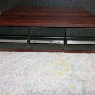 最終値下げ。ファミコンカセット カセットテープ ケース 45本入...
