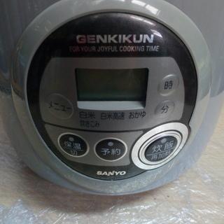 三洋 sanyo 炊飯器 genkikun