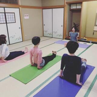 薬剤師によるヨガレッスン@東京都北区上十条 - スポーツ