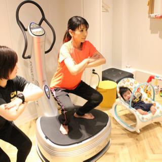 お子様連れ子連れOK!!福岡の産後トレーニング‼︎産後の骨盤矯正...