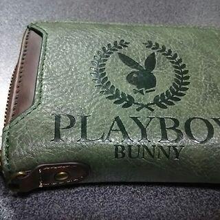 PLAYBOY (プレイボーイ) 二つ折り 財布