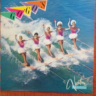Go-Go's ‎– Vacation ゴーゴーズ / バケーシ...