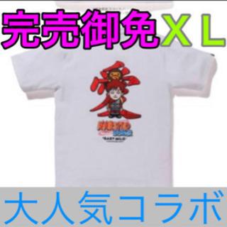 NARUTO x BAPE Tシャツ