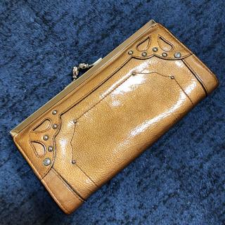 【取引完了】Dakota 長財布 がま口