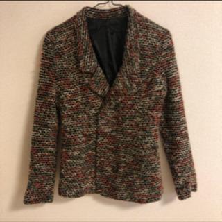 ANAPミックスカラージャケット